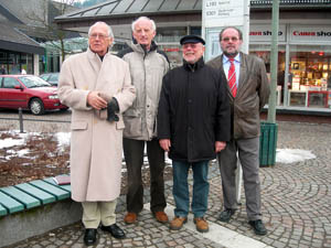 Pressegespräch Bürgerbusverein Bad Laasphe